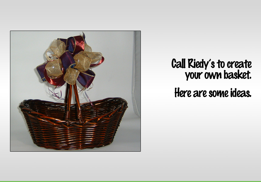 Create Your Own Basket
